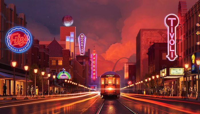 St Louis Loop Trolley